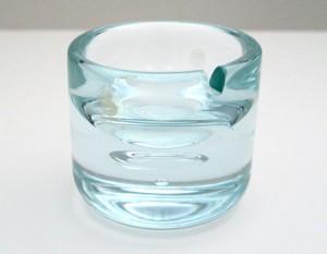 佐々木ガラスの灰皿