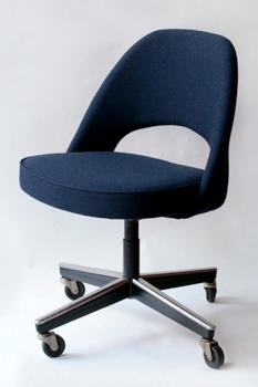 エーロ・サーリネン 72サイドチェア ノール Eero Saarinen 72 Side Chair With Caster Knoll
