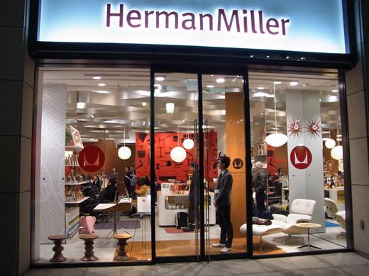 ハーマンミラーストア 永遠のデザイナー、チャールズ&レイ・イームズの現在性