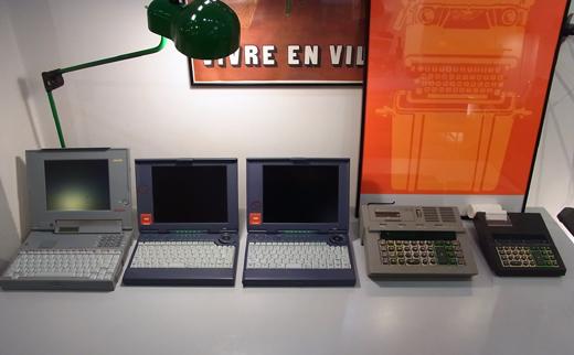 オリヴェッティ ヴィンテージ PC ミケーレ・デ・ルッキ