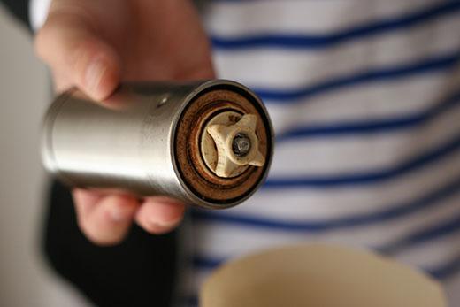 ポーレックス コーヒーミル 刃