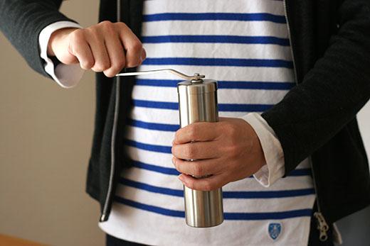 ポーレックス コーヒーミル グラインド 1