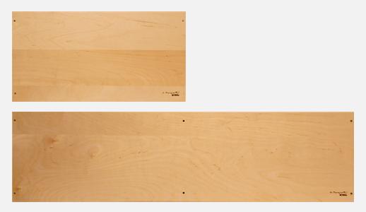 ジュニア 8004 シェルフ用オプションパーツ 背板