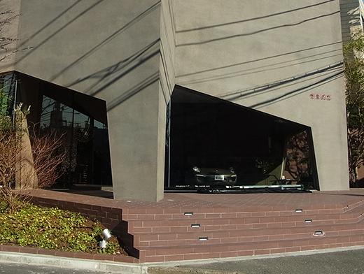 GRAZショールーム NAP建築設計事務所 フォルナゼッティ
