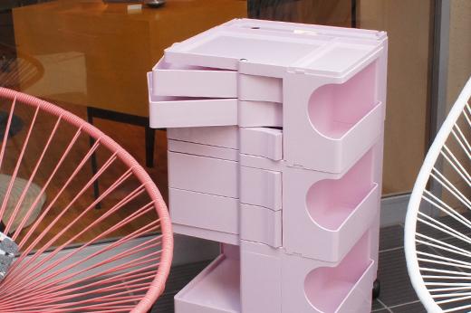 ボビーワゴン数量限定色オーキッドピンク