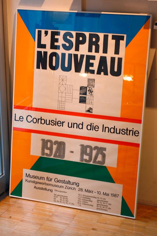 L'ESPRIT NOUVEAU-Le Corbusier und die Industrie 1920-1925