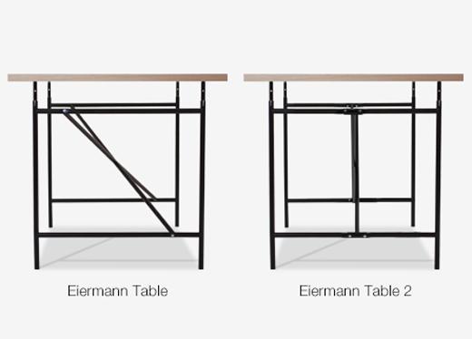 アイアーマンテーブル、アイアーマンテーブル2比較