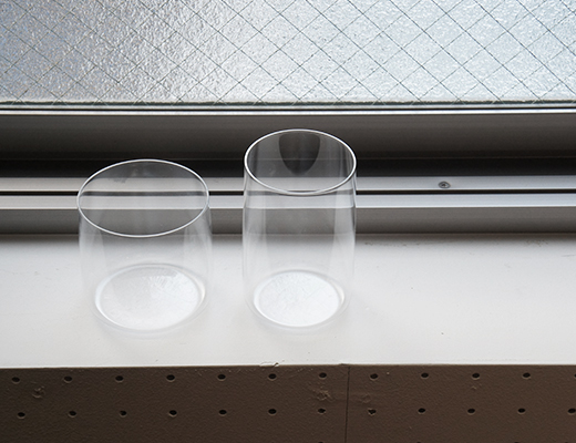 Jasper Morrison  ANDO'S GLASS