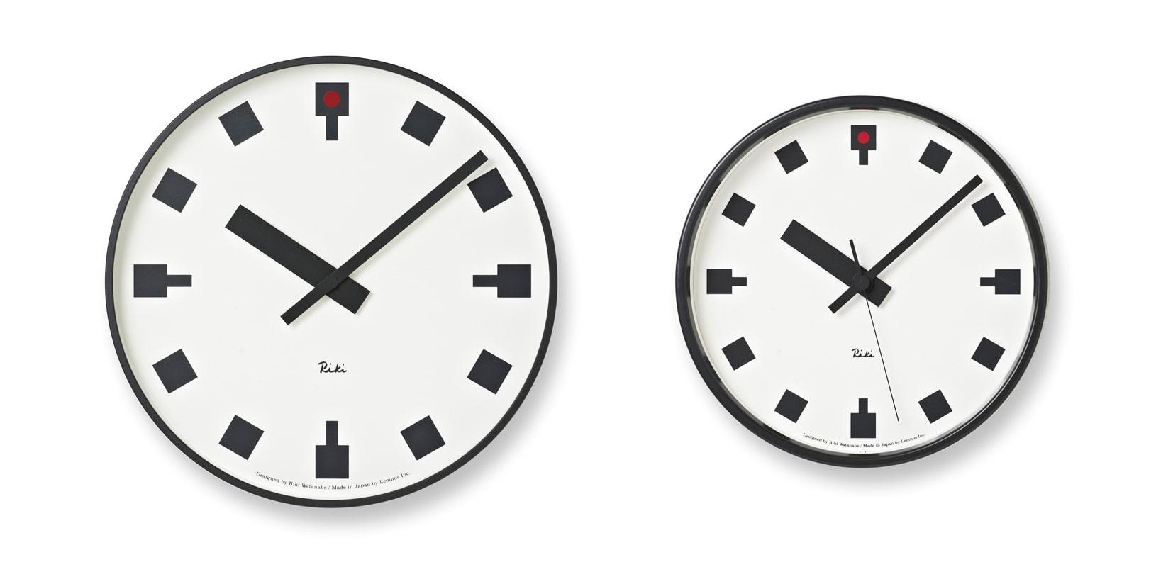 日比谷の時計-min