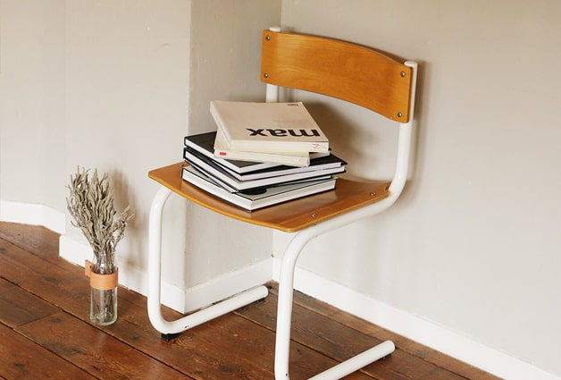 Danish School Chair