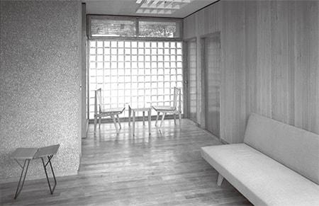 数学者の家(1954年/東京都目黒区)