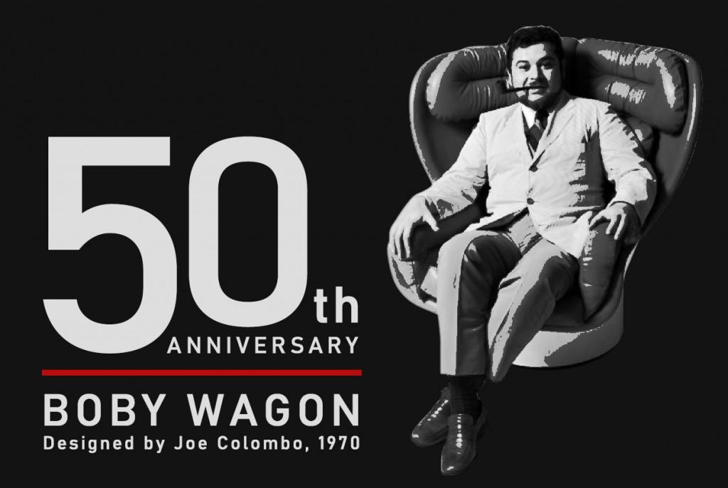 ボビーワゴン50周年アニバーサリー