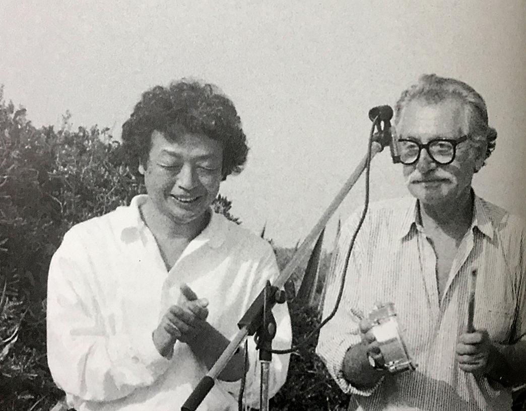 倉俣史朗とエットーレ・ソ・ソットサス